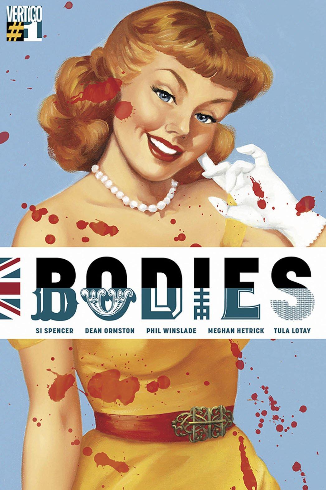 Arriva Bodies, nuova miniserie Vertigo