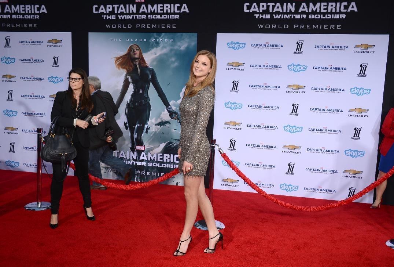 Nuvole di Celluloide: Captain America: The Winter Soldier, Agents of S.H.I.E.L.D., The Sadhu_Nuvole di celluloide