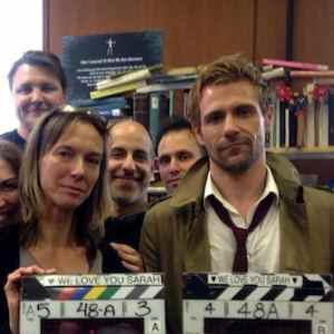 Constantine: prime immagini dal set del pilot tv