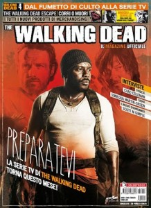 The Walking Dead Magazine #4 è in edicola_Notizie