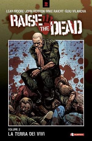 """E' disponibile in fumetteria il secondo volume di """"Raise the Dead"""" edito da Saldapress"""