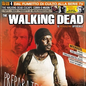 The Walking Dead Magazine #4 è in edicola