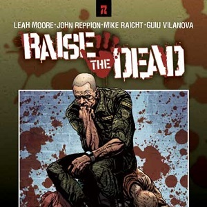 "E' disponibile in fumetteria il secondo volume di ""Raise the Dead"" edito da Saldapress"