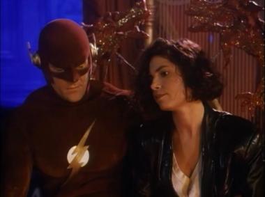 Riguardando The Flash, la serie tv degli anni '90