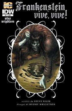 Frankenstein vive, vive! #1-2 (Steve Niles, Bernie Wrightson)