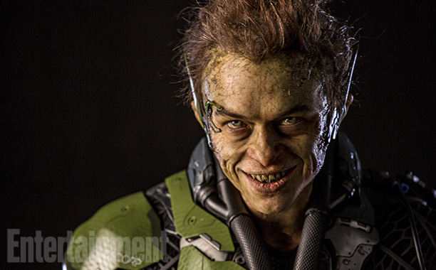 The Amazing Spider-Man 2: nuova immagine di DeHaan come Goblin