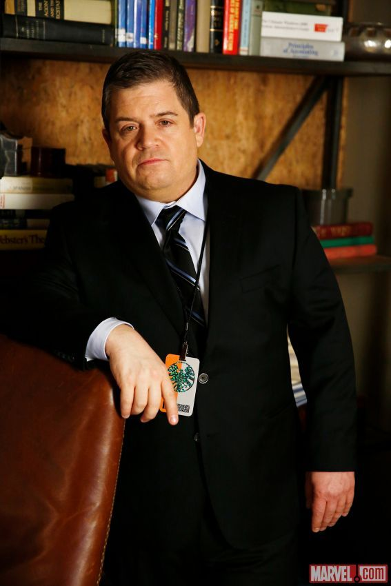 Patton Oswalt guest star in Agents of S.H.I.E.L.D.