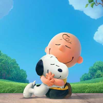 Prime immagini del film dei Peanuts