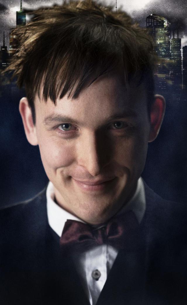 Gotham: prima immagine ufficiale di Oswald Cobblepot