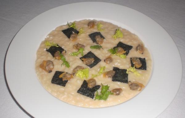Ricette di china: risotto al sushi per Jiro Taniguchi_Ricette di china