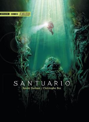 "Mondadori Comics presenta ""Santuario"", secondo volume della collana Fantastica"