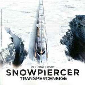Snowpiercer, il fumetto: la vita dei sopravvissuti alla catastrofe ambientale