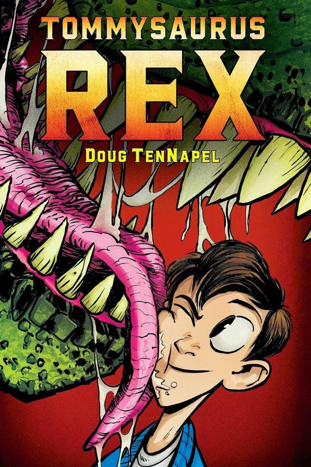 Tommysaurus Rex della Image Comics sul grande schermo