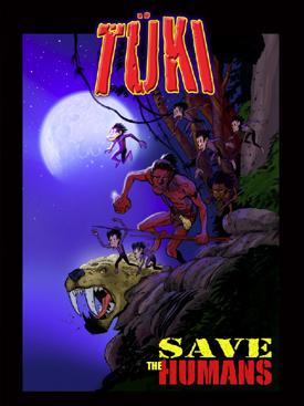 """Jeff Smith goes digital: un'analisi della sua prima stagione di """"Tuki saves the humans"""""""