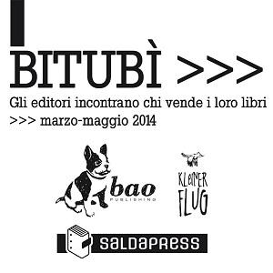 Domenica 30 marzo saldaPress, Bao e Kleiner Flug incontrano le fumetterie nella prima edizione di Bitubi