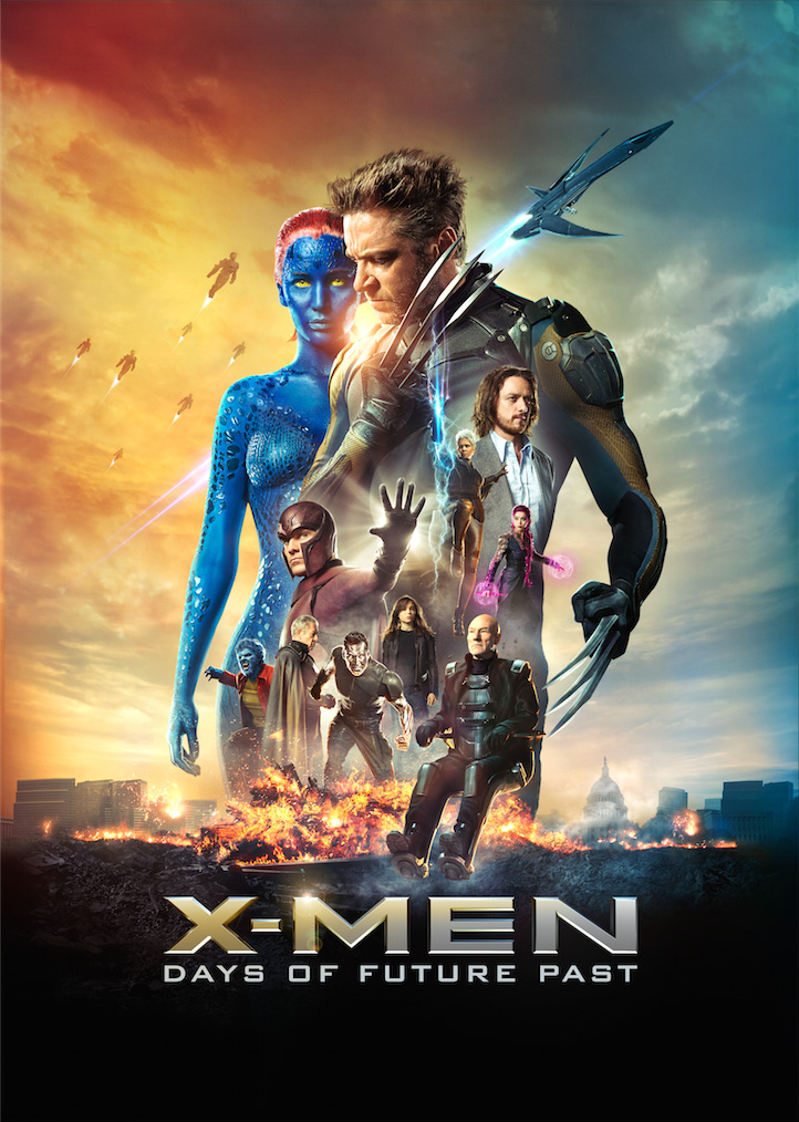Nuovo poster per X-Men: Giorni di un Futuro Passato