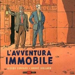 """""""Blake e Mortimer"""" volume 24: L'avventura immobile"""