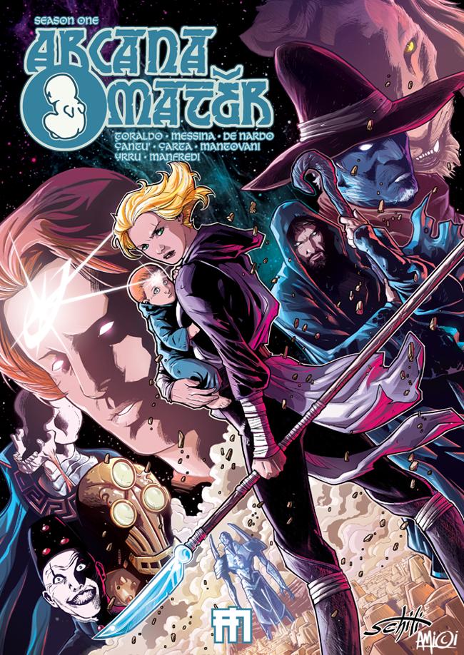 Cover Arcana Mater Regular