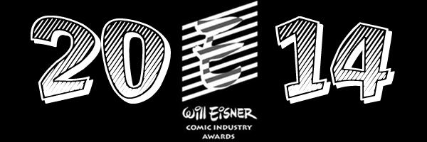 Annunciate le nomination degli Eisner Award 2014