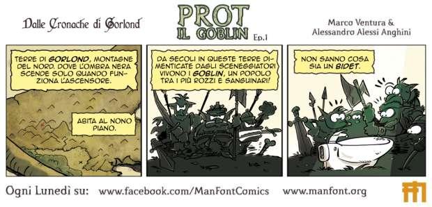 Prot il Goblin Ep.1
