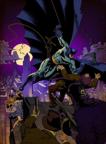 Steranko-batman