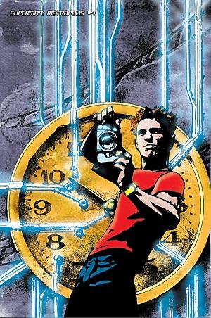 """Superman: Metropolis Vol. 1: Austen, Zezelj e un'insolita """"influenza"""" per la Città del domani"""