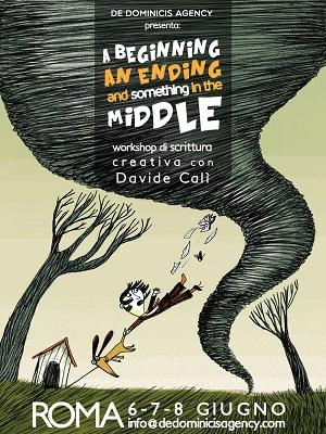 Un nuovo Workshop di scrittura creativa con Davide Calì