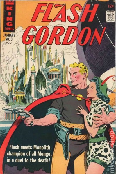 Flash Gordon torna sul grande schermo