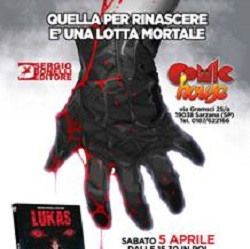 """Comic House ospita Michele Medda e Michele Benevento, i creatori di """"Lukas"""""""