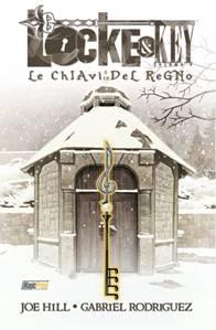 """E' disponibile il quarto volume di """"Locke & Key"""" scritto da Joe Hill"""