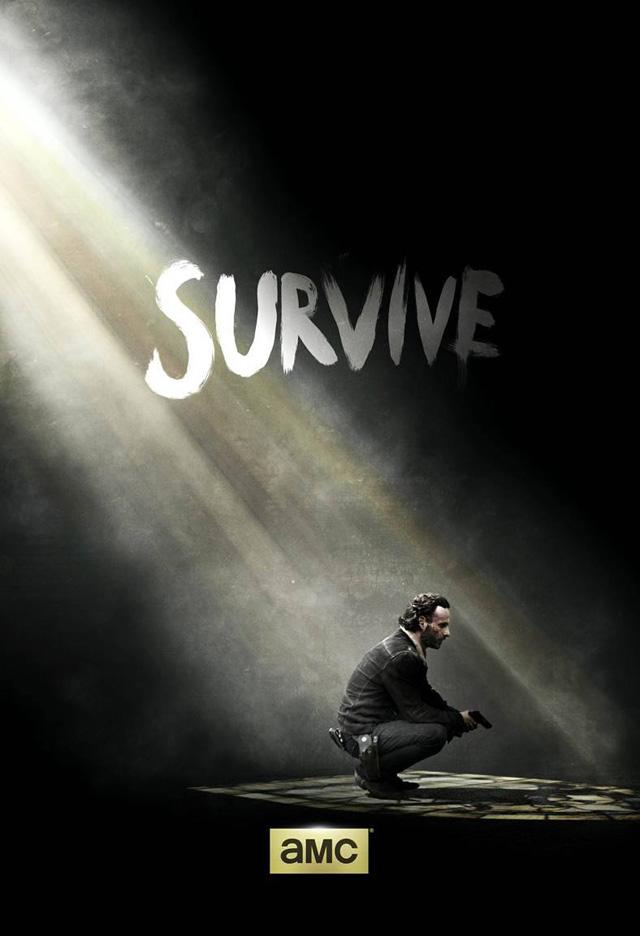 The Walking Dead: teaser poster della quinta stagione_Notizie