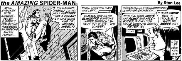Addio al cartoonist Fred Kida, disegnò le strisce di Spider-Man