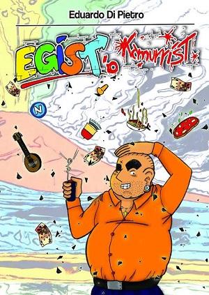"""Presentazione di """"Egíst 'o kamurríst"""" al Napoli Comicon 2014"""