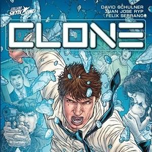 Arriva Clone, una nuova serie targata Skybound/SaldaPress