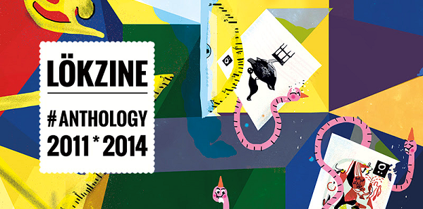 "Lok Zine presenta ""Lok Zine #Anthology"""