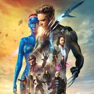 X-Men: Giorni di un Futuro Passato – Poster italiano e il treno degli X-Men