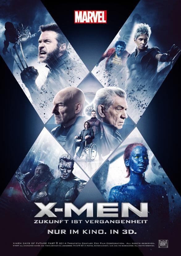 X-Men: Giorni di un Futuro Passato – Nuovo poster internazionale