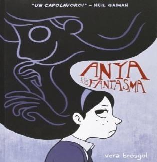 """""""Anya e il suo fantasma"""" vince il Premio Scelte di Classe 2013"""