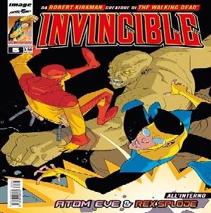 E' disponibile il quinto numero di Invincible