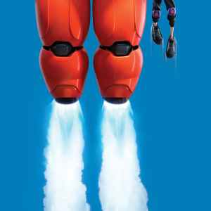 Big Hero 6 – il teaser poster italiano