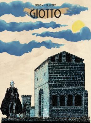 Copertina Giotto Il Maestro e Margherita, tra musica e fumetto con Francesco Frongia