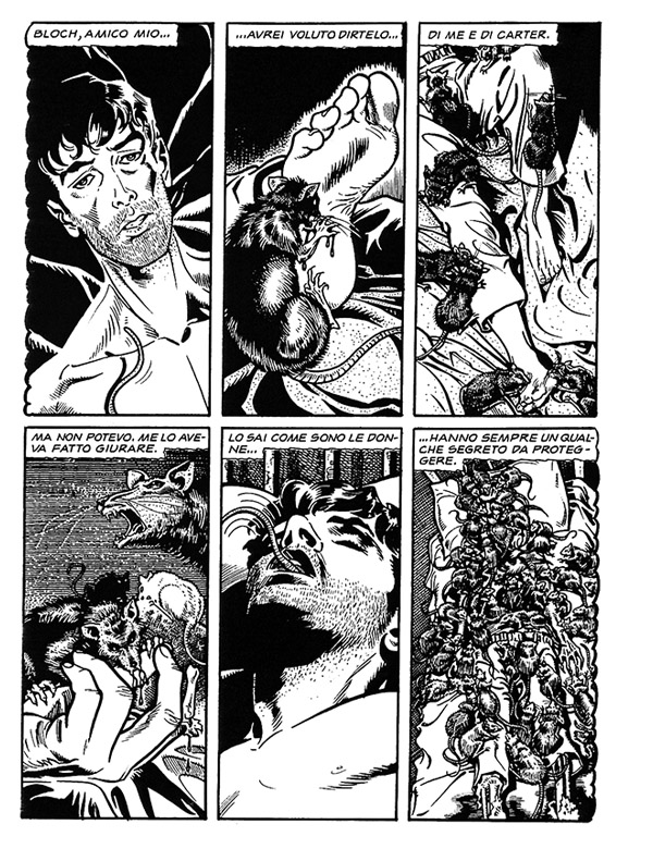 Dylan Dog #332 – Destinato alla terra: i prodromi di un nuovo futuro
