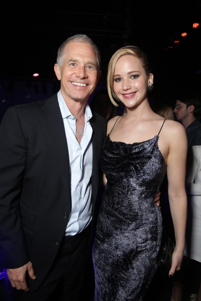 Hutch Parker, Jennifer Lawrence