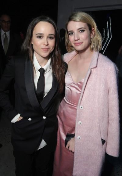 Ellen Page, Emma Roberts