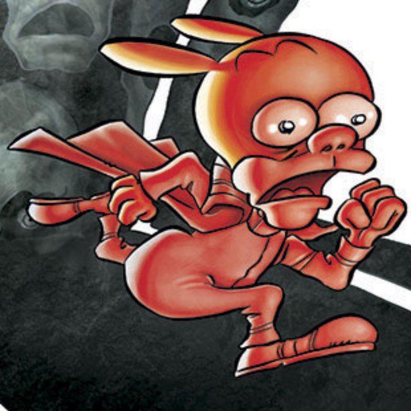 Rat-Man #102 – Caccia al ratto! (Ortolani)