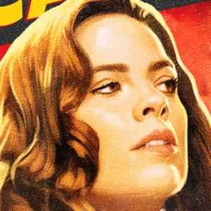 Ecco il logo ufficiale di Agent Carter