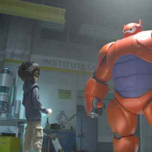 Il primo trailer di Big Hero 6