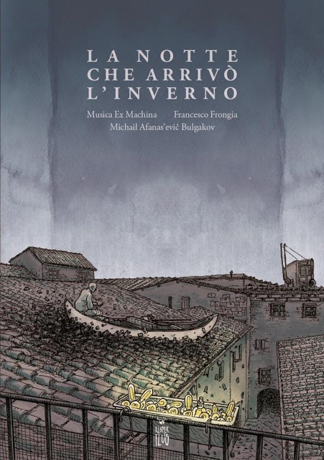 copertina Il Maestro e Margherita, tra musica e fumetto con Francesco Frongia