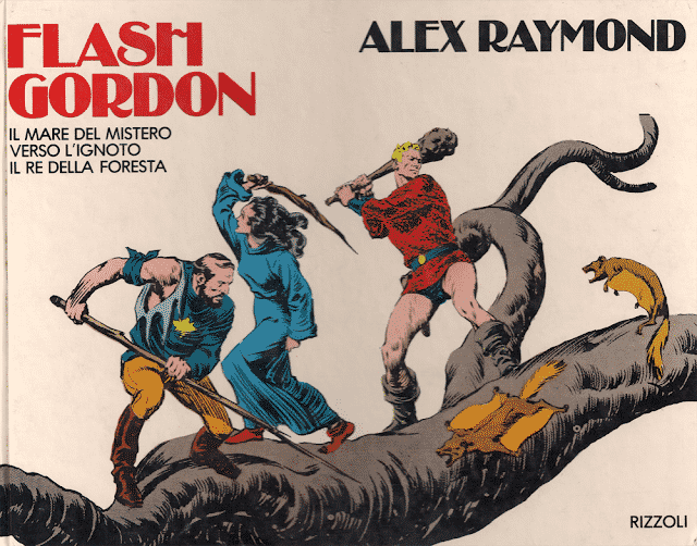 Alex Raymond – Flash Gordon