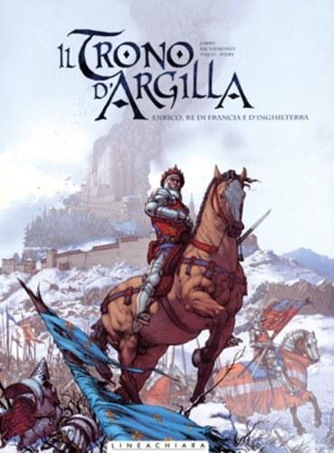 Il trono d'argilla #2 (Nicolas Jarry, France Richemond, Theo)